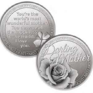 Lucky Coin Dearest Mother