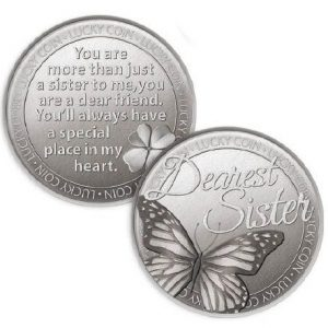 Lucky Coin Dearest Sister