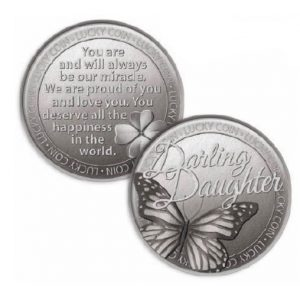 Lucky Coin Darling Daughter