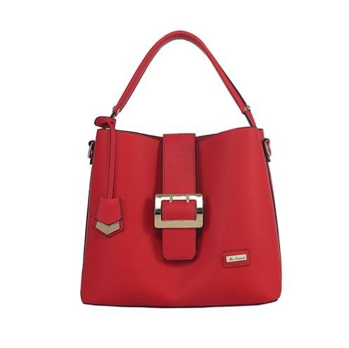 Miss Serenade Arianna Bag In Bag Tote Red