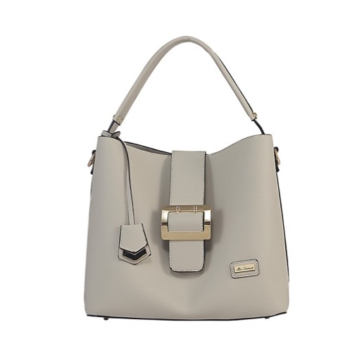Miss Serenade Arianna Bag In Bag Tote Grey
