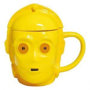 Star Wars C-3PO 3D Mug