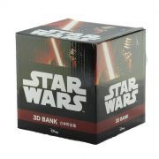 Star Wars Kylo Ren Money Box