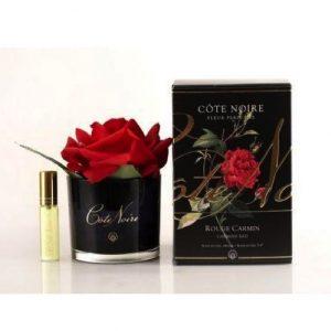 Côte Noire Perfumed Rose Carmine Red