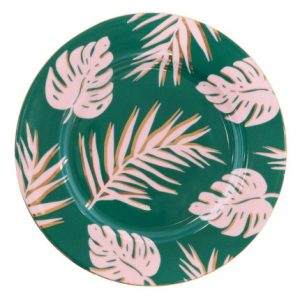 Cristina Re Emerald Island Side Plate