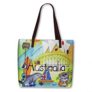 Australian Souvenir Tote Bag