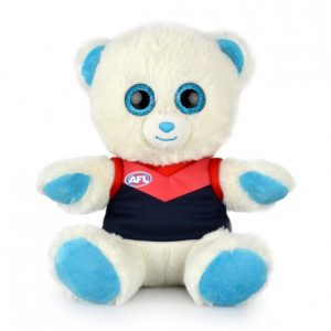 AFL Sparkle Bear Melbourne