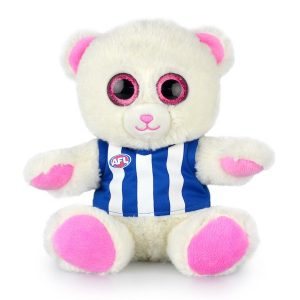 AFL Sparkle Bear Nth Melbourne