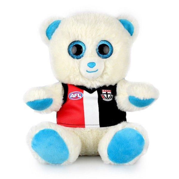 AFL Sparkle Bear St Kilda