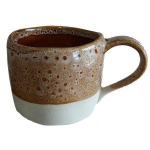 Robert Gordon Organic Mug White Ochre