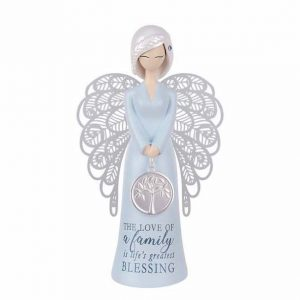 You Are An Angel Figurine 175mm Family Blessing