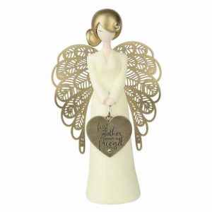 You Are An Angel Figurine 155mm First My Mother