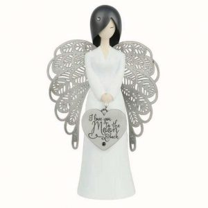 You Are An Angel Figurine 155mm Moon And Back