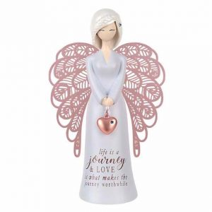 You Are An Angel Figurine 155mm Journey And Love