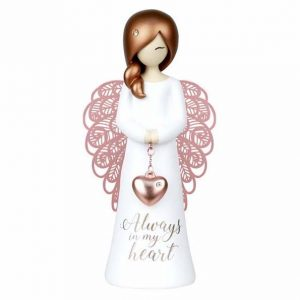 You Are An Angel Figurine 125mm Always In My Heart