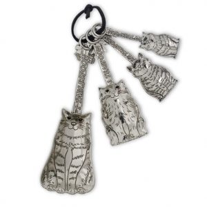 Cat Measuring Spoon Set