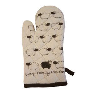 Black Sheep Oven Glove