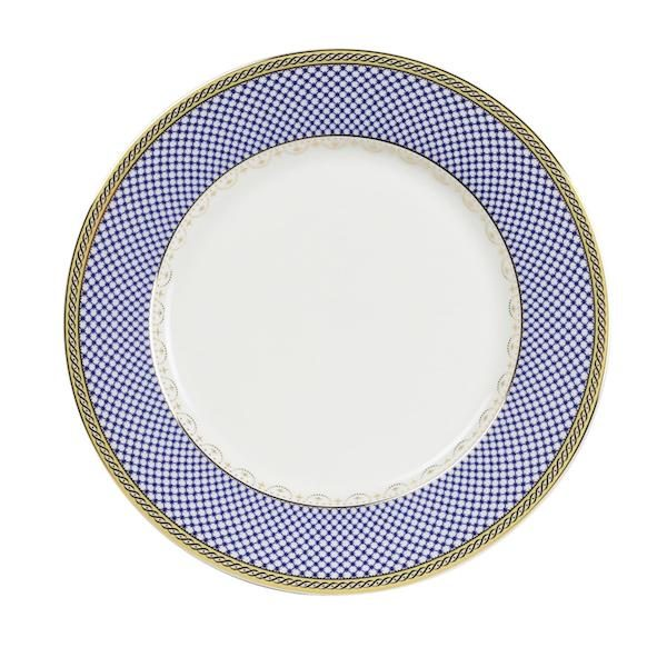 Robert Gordon Parlour Side Plate Blue