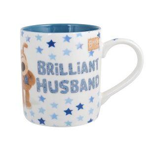 Brilliant Husband Boofle Mug
