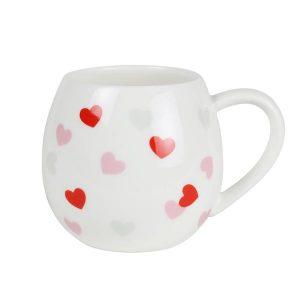 Robert Gordon Mini Hug Me Mug Hearts