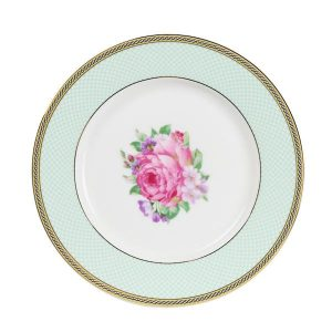 Robert Gordon Parlour Side Plate Green