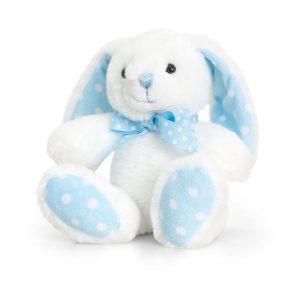 Spotty Rabbit Blue