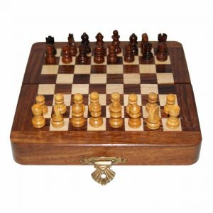 Magnetic Chess Set 12.5cm
