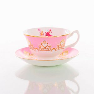 English Ladies Aurora Tea Set