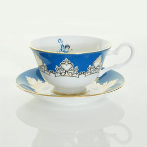 English Ladies Snow White Tea Set