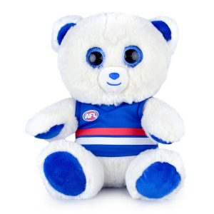 Western Bulldogs AFL Sparkle Bear