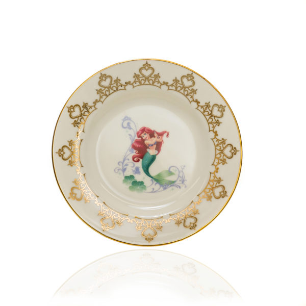 The Little Mermaid Ariel 6 Inch Plate