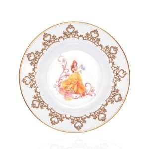 Beauty and the Beast Belle 6 Inch Plate