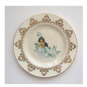Aladdin Jasmin 6 Inch Plate