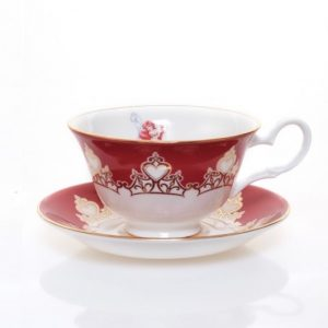 English Ladies Ariel Tea Set