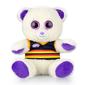 AFL Sparkle Bear Adelaide