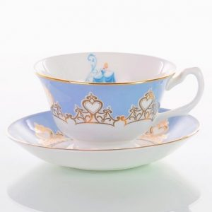 English Ladies Cinderella Tea Set