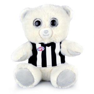 Collingwood AFL Sparkle Bear