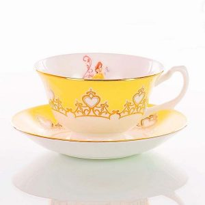 English Ladies Belle Tea Set