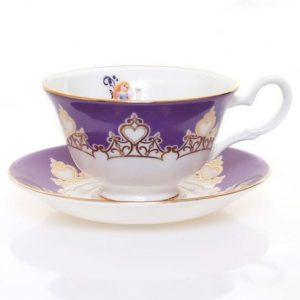 English Ladies Rapunzel Tea Set