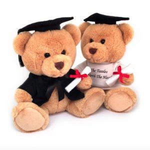 Ben Graduation Bear