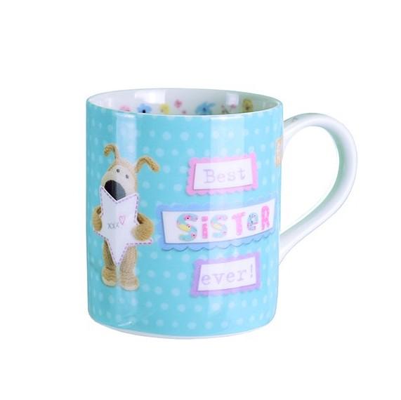 Best Sister Ever Boofle Mug