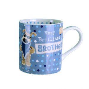 Brilliant Brother Boofle Mug