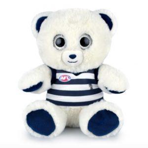 Geelong AFL Sparkle Bear