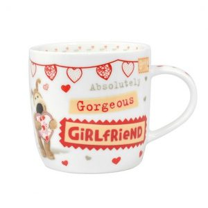 Gorgeous Girlfriend Boofle Mug