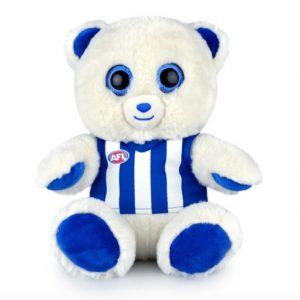 North Melbourne AFL Sparkle Bear
