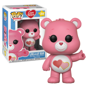 Care Bears Love A Lot Bear Pop Vinyl Figure