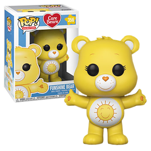 Care Bears Funshine Bear Pop Vinyl Figure