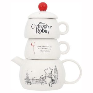 Christopher Robin Tea for Two Set