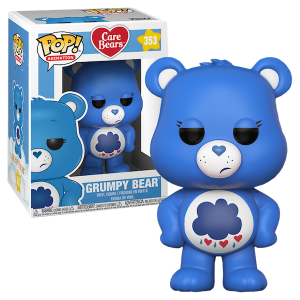 Care Bears Grumpy Bear Pop Vinyl Figure