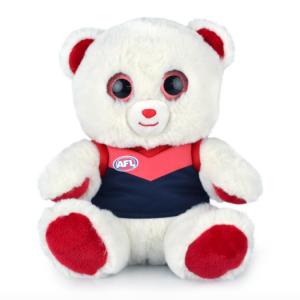 Melbourne AFL Sparkle Bear